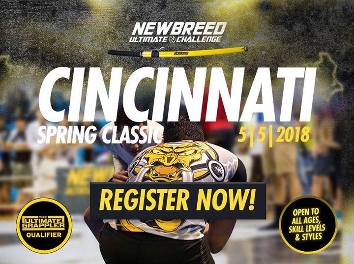 NUC - Cincinnati Spring Classic - Cincinnati, OH