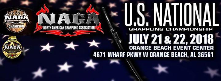2018 NAGA U S  National Grappling Championship